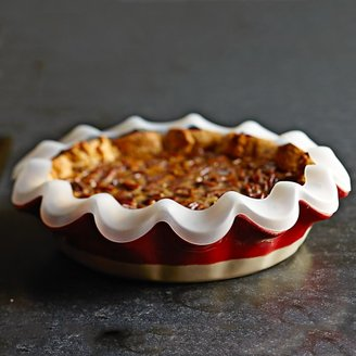 Williams-Sonoma Ruffled Silicone Pie Crust Shield