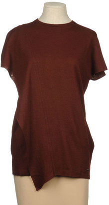 CNC Costume National JERSEY Short sleeve sweater