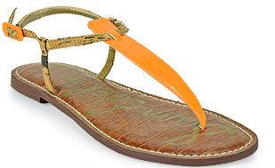 Sam Edelman Gigi - Thong Sandal in Neon Orange