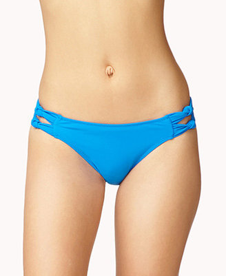 Forever 21 Knotted Bikini Bottoms