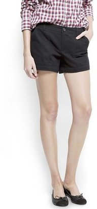 MANGO Wrapped hems cotton shorts