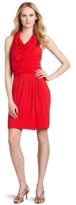 Kenneth Cole Women's Draped Dress