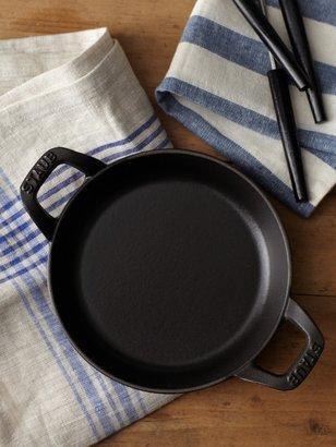Staub Black Round Stackable Dish