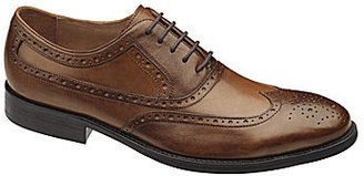 Johnston & Murphy Tyndall Wingtip Lace-Up Oxfords