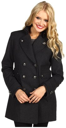 Betsey Johnson DB Military Style (Charcoal) - Apparel