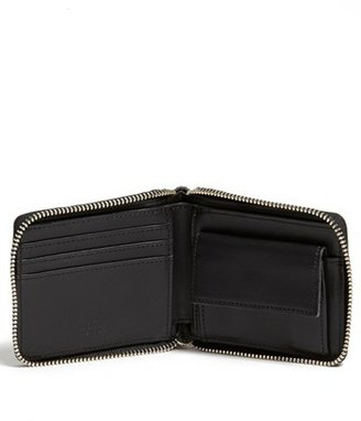 Porter, Yoshida & Co 'Leash' Leather Wallet