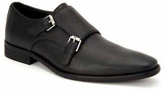 Calvin Klein Robbie Leather Dress Shoes