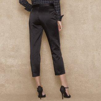 Ralph Lauren Blue Label Satin Skinny Pant