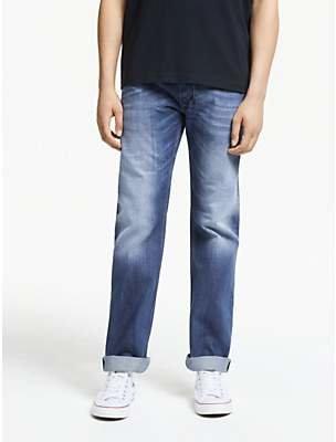 Diesel Larkee Straight Jeans, Blue 8XR