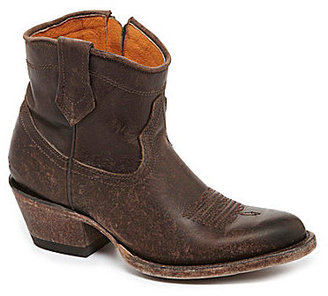 Lucchese Western Booties