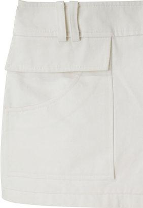 Proenza Schouler flap pocket shorts