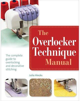 Search Press The Overlocker Technique Manual
