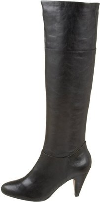 Twelfth St. By Cynthia Vincent By Cynthia Vincent Dylan Leather Boots in Black