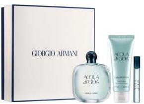 Armani Acqua di Gioia Gift Set - A $124 Value