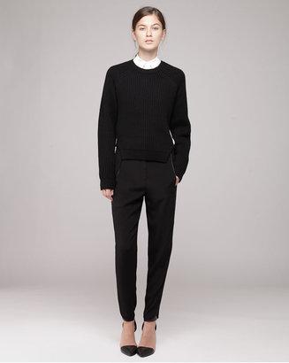 Alexander Wang tailored track pant