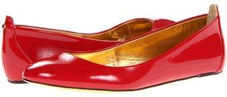 Ted Baker Carum 2 (Dark Red Patent) - Footwear