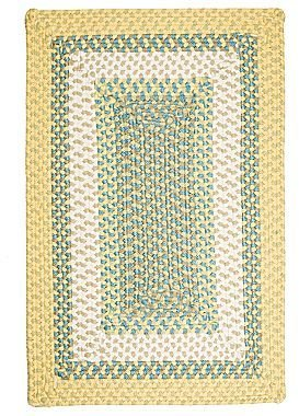 JCPenney Montego Reversible Braided Indoor/Outdoor Square Rugs