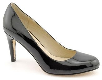 KORS Women's Ghita Pump,Black Patent,8 M US