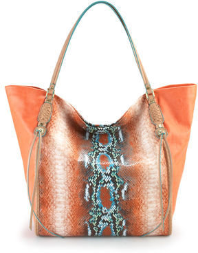 Rachel Roy Natural Native Tote