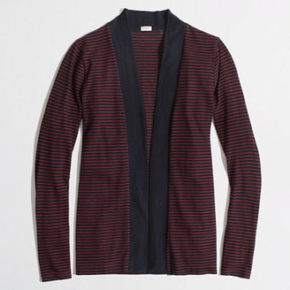 J.Crew Factory Factory colorblock stripe always cardigan