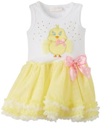 Bonnie Baby Baby-Girls Infant Chick Tutu Dress
