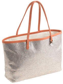 J.Crew Girls' shimmer tote bag