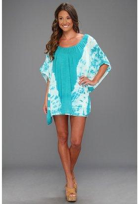 Billabong Sun Dazin Dress (Bahama Mama) - Apparel