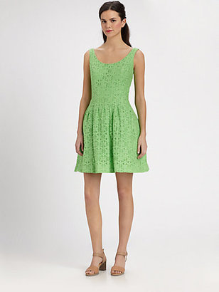 Lilly Pulitzer Posey Lace Tank Dress