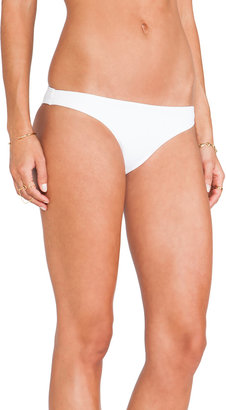 Zimmermann Georgia Bonded Halter Bikini