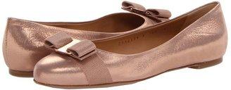 Salvatore Ferragamo Varina S 1 (Carne) - Footwear