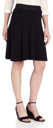 Karen Kane Women's Short Flare Skirt