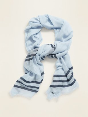 Old Navy Lightweight Gauze Scarf for Women