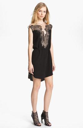 Edun Lace Inset Dress