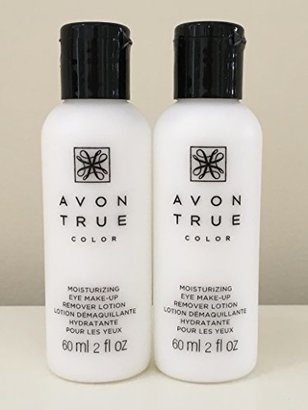 Set of 2 Avon Moisture Effective Eye Makeup Remover Lotion $6.90 thestylecure.com