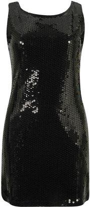 Forever 21 Sequin Soiree Dress