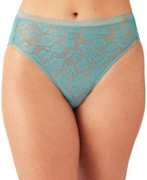 Wacoal Awareness Lace High-Cut Brief Underwear 871101