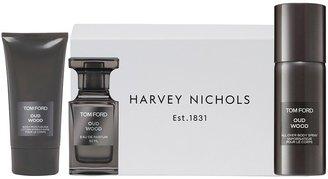Harvey Nichols Tom Ford Oud Wood Gift Set