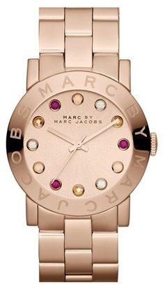 Marc by Marc Jacobs 'Amy' Bracelet Watch, 37mm