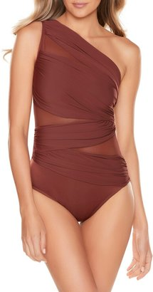 Miraclesuit Jena One-Shoulder One-Piece Swimsuit