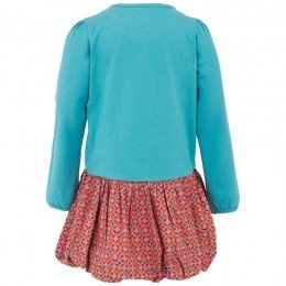 Oilily Tracey Turquoise Tee Dress