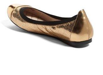 Vince Camuto 'Elisee' Leather Ballet Flat