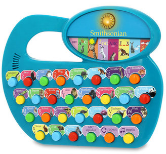 Kidz Delight Kids Toy, Smithsonian Kids Alphabet Board