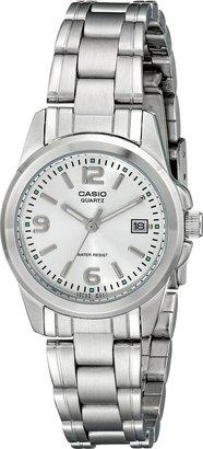 Casio Women's LTP1215A-7ACR Stainless Steel Watch