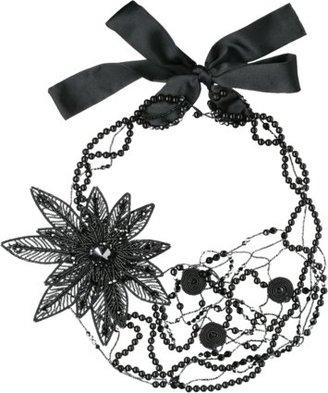 Emporio Armani Floral necklace