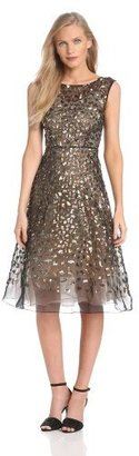 Tracy Reese Women's Flared Frock Dress