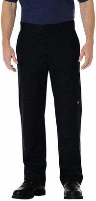 Dickies WP882 Regular-Fit Straight-Leg Double Knee Twill Work Pants