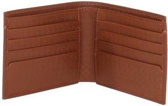 Ben Sherman Men's Gingham Billfold Wallet