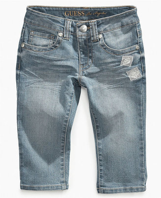 GUESS Kids Jeans, Girls Lace Skimmer