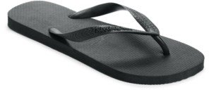 Havaianas Men's Top Solid Sandals Men's Shoes