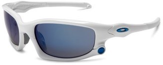 Oakley Men's Split Jacket Iridium Sport Sunglasses